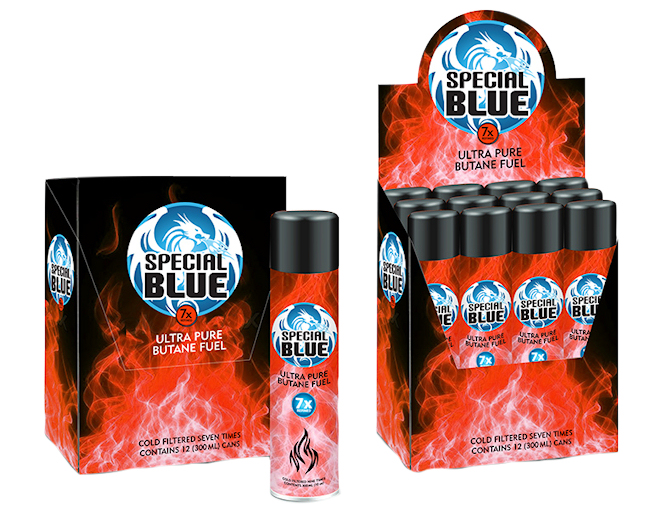 Special Blue 7x Box (12 Cans) Discontinued